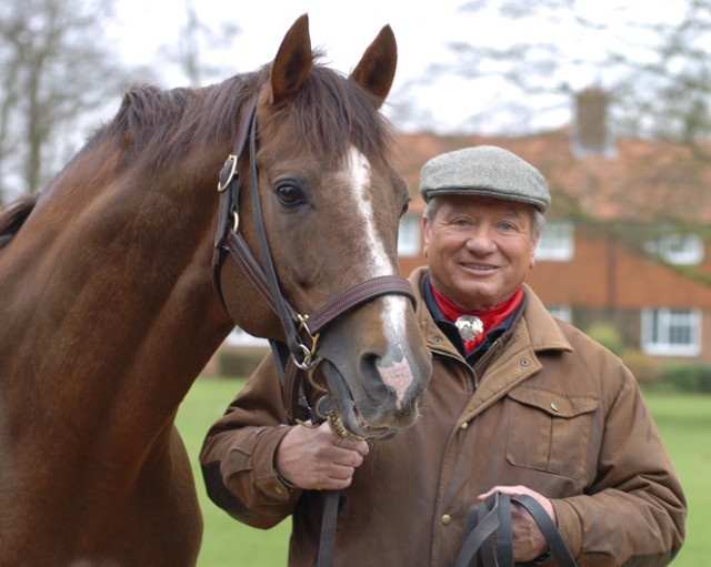 Lomitas 5 with Monty Roberts